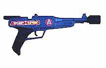 The Star Trek Rocket Pistol by Remco, American 50's & 60's rayguns